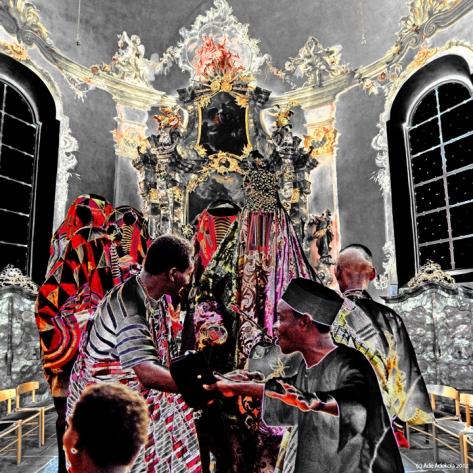egungun at chapel